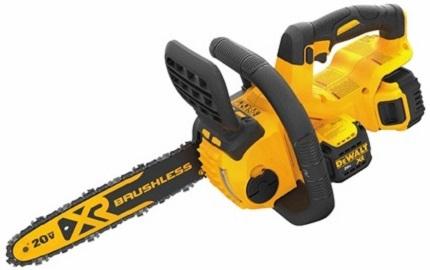 Dewalt DCCS620P1 Cordelss Chainsaw