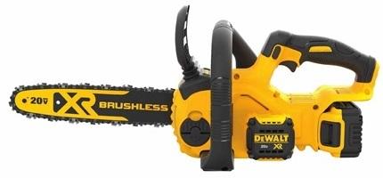 Dewalt 20V max chainsaw