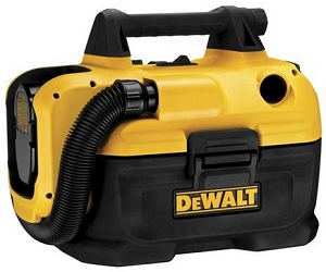 Dewalt DCV580 review