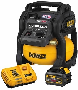 dewalt portable air compressor